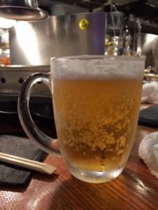 eビール焼肉